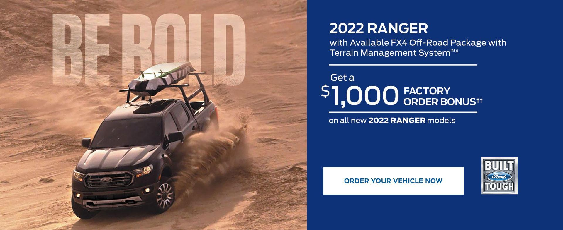 2022 Ford Ranger | Ford of Canada
