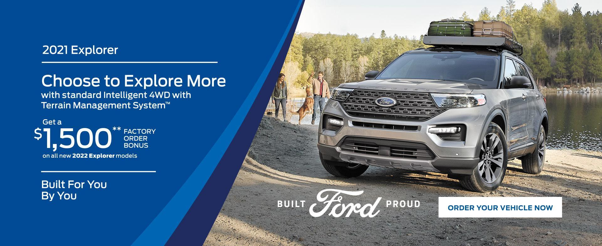 2022 Ford Explorer | Ford of Canada