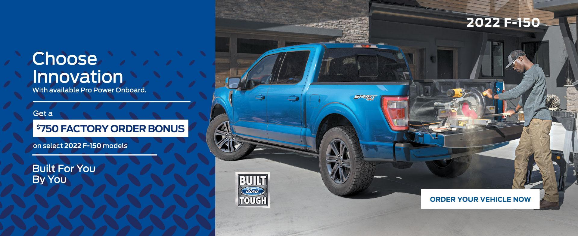 2022 F-150 | Ford of Canada