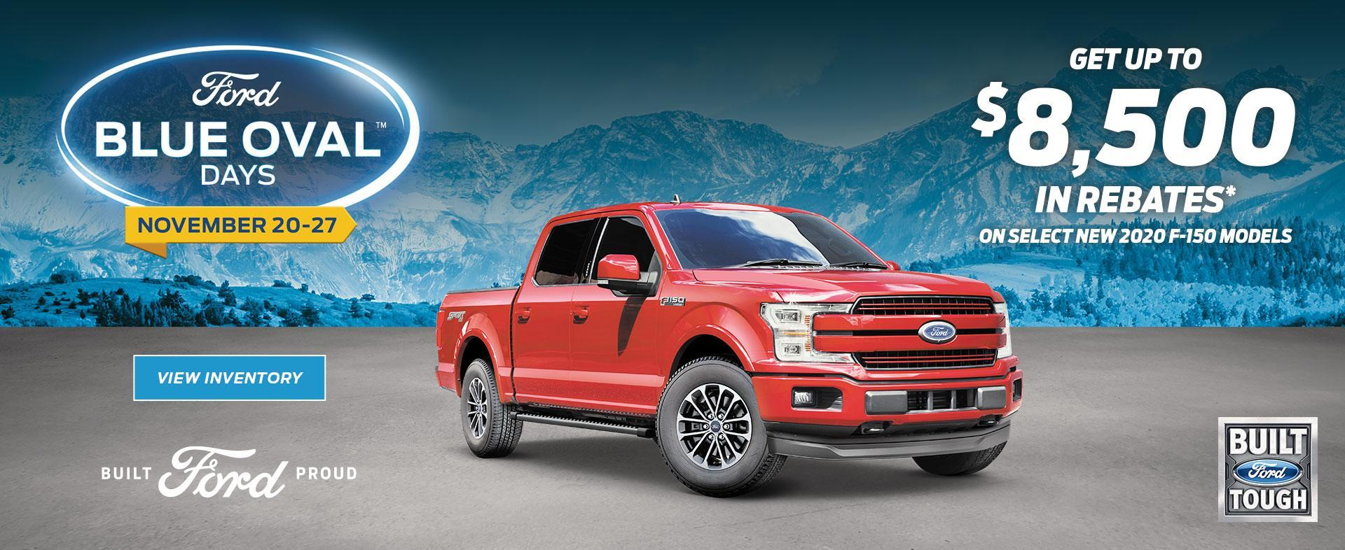 Ford Blue Oval Days | 2020 Ford F-150 | Ford of Canada