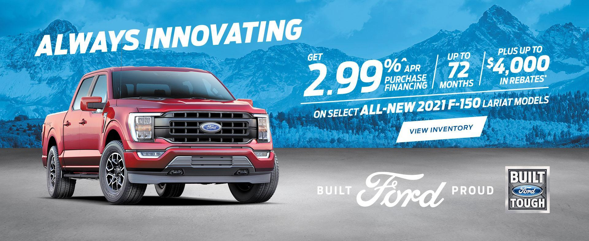 Shift Your Perspective | Ford F-150 | Ford of Canada