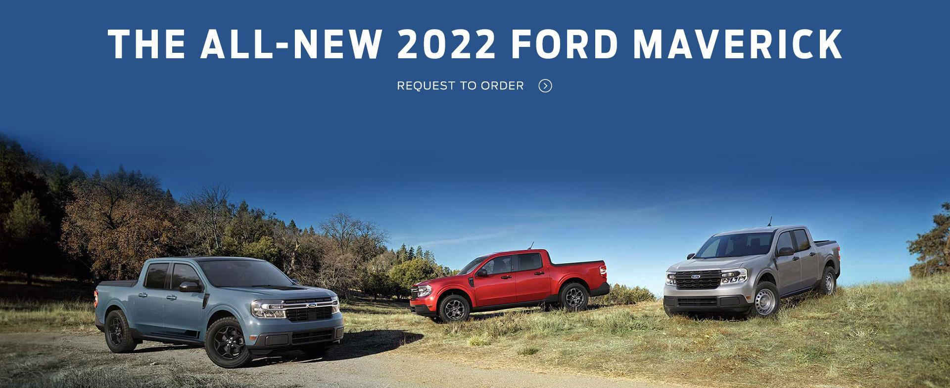 2022 Ford Maverick |  Ford of Canada