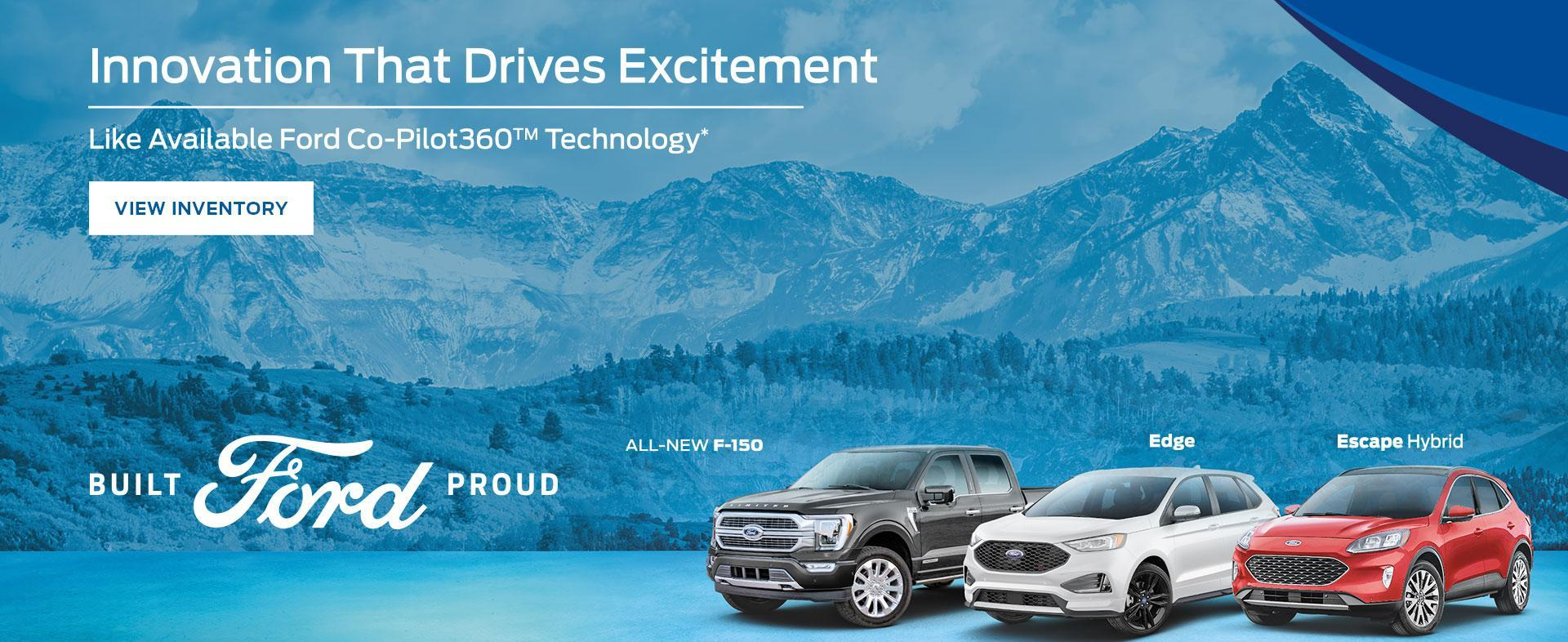 Ford Co-Pilot 360 Technology | Ford of Canada
