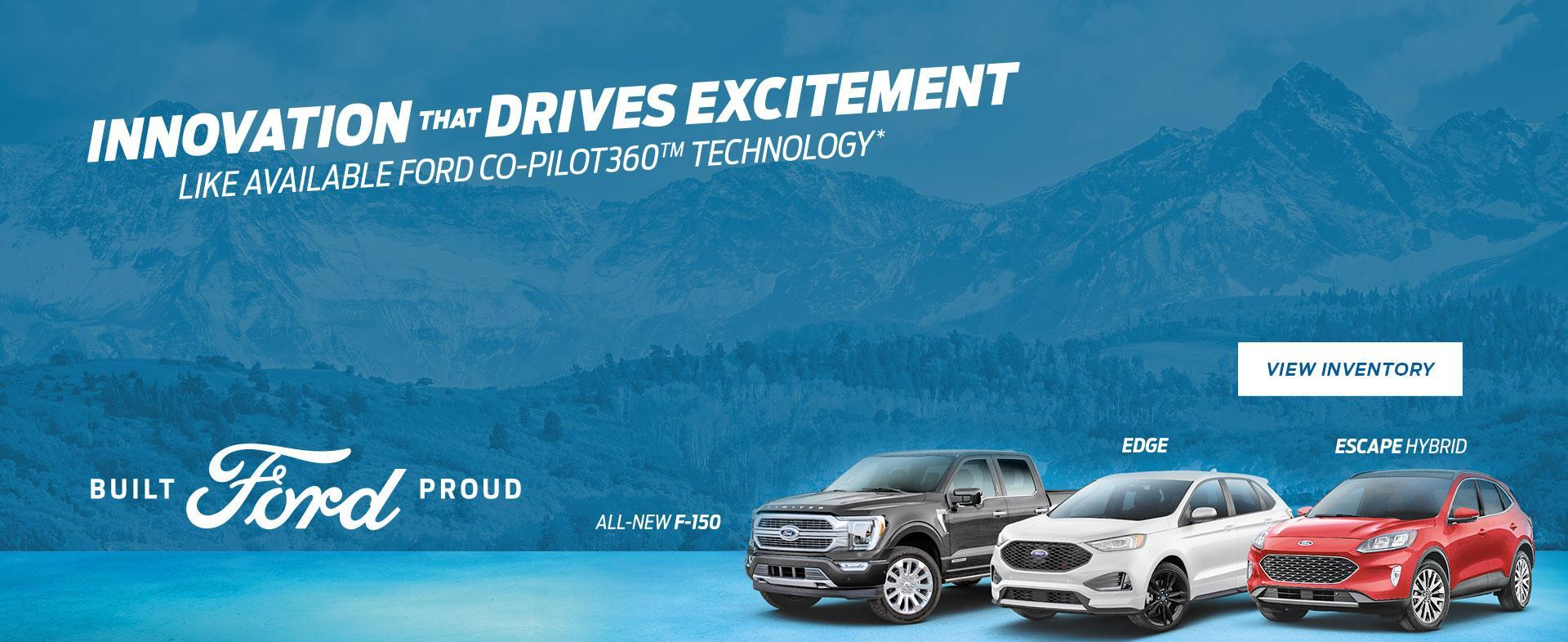 Ford of Canada Innovation That Drives Excitement