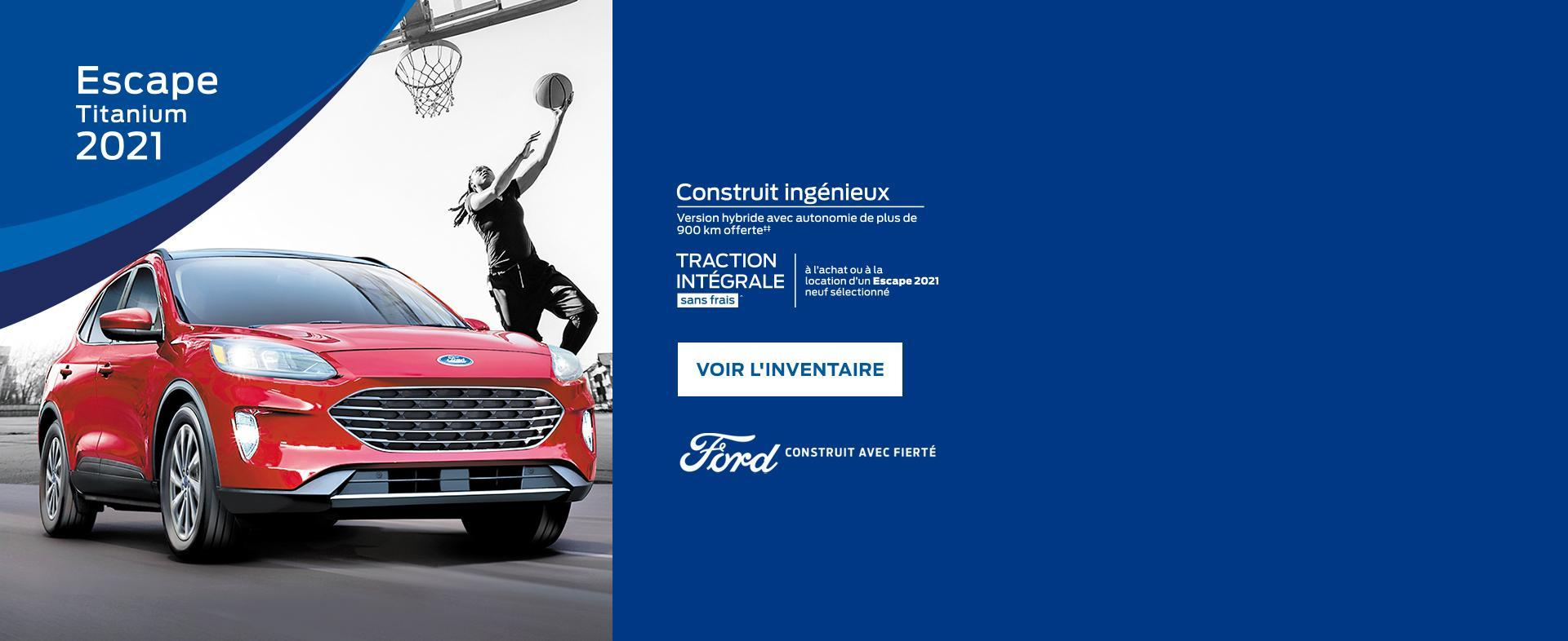 Ford Escape | Ford of Canada