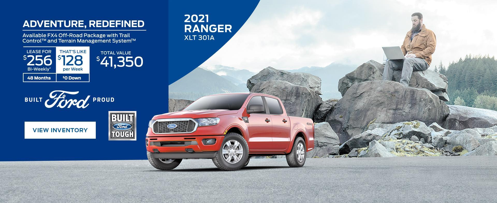 Ford Ranger | Ford of Canada