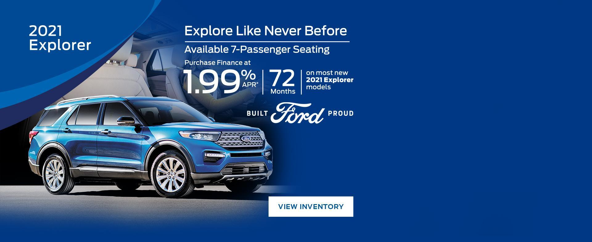 Explore Like Never Before | 2021 Ford Explorer | Ford of Canada