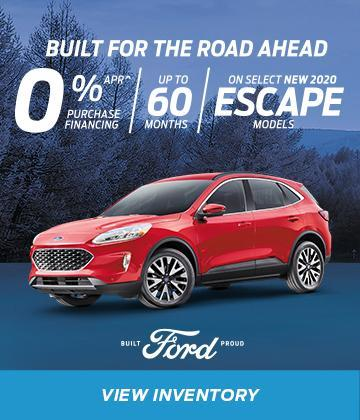 2020 Ford Escape