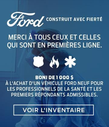 Merci 2020 Ford