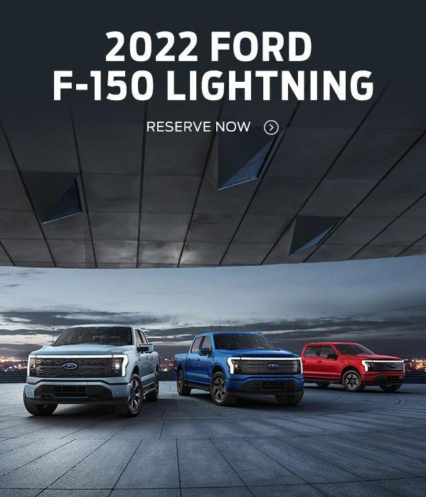 2022 Ford F-150 Lightning | Ford of Canada