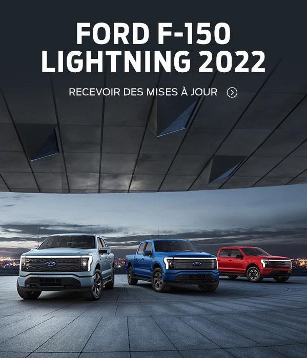 2022 Ford F-150 Lightning | Ford du Canada