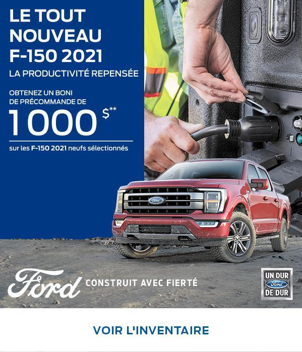 2021 Ford F-150 | Ford of Canada