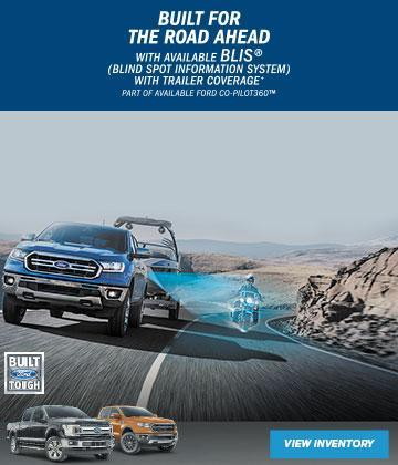 2020 Ford Built For The Road