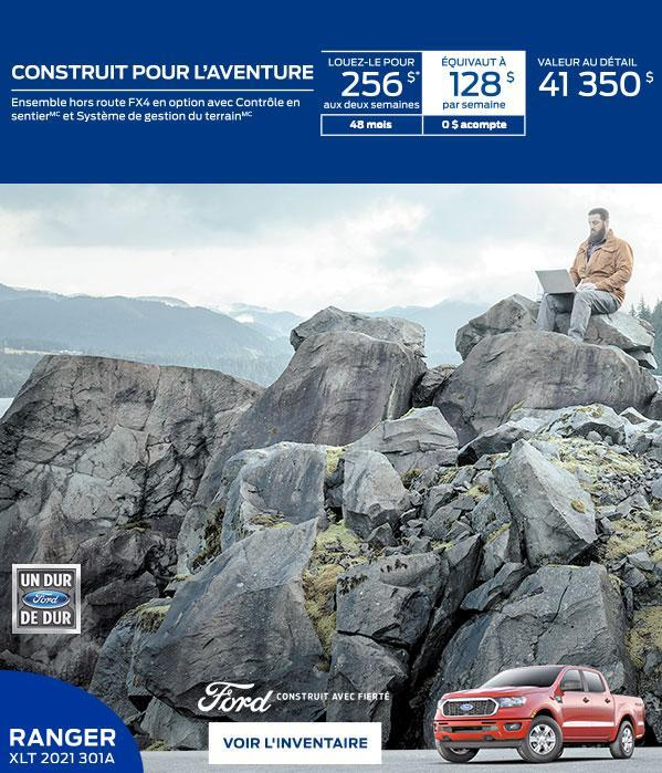 Ford Ranger | Ford du Canada