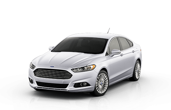 2016 Ford Fusion in Camrose