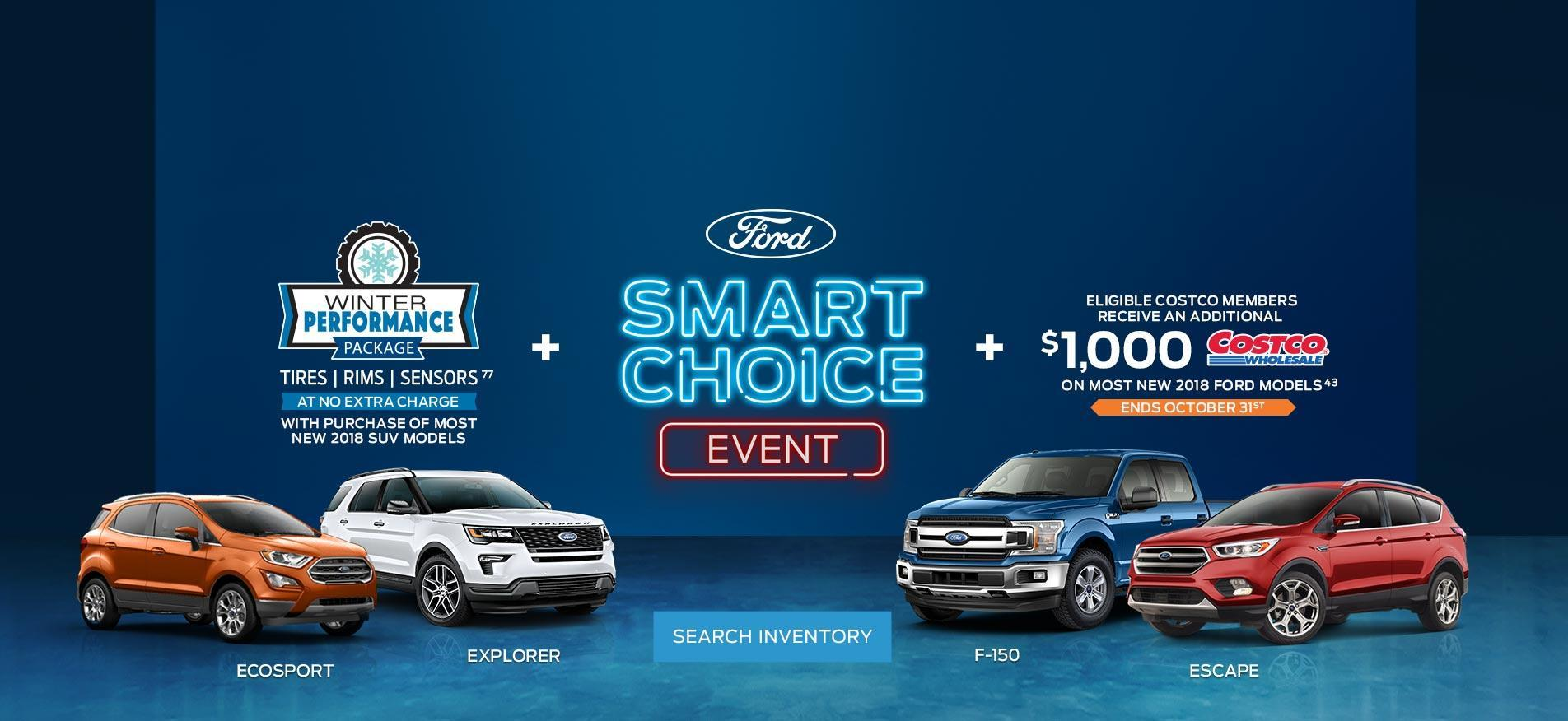 Smart Choice Event