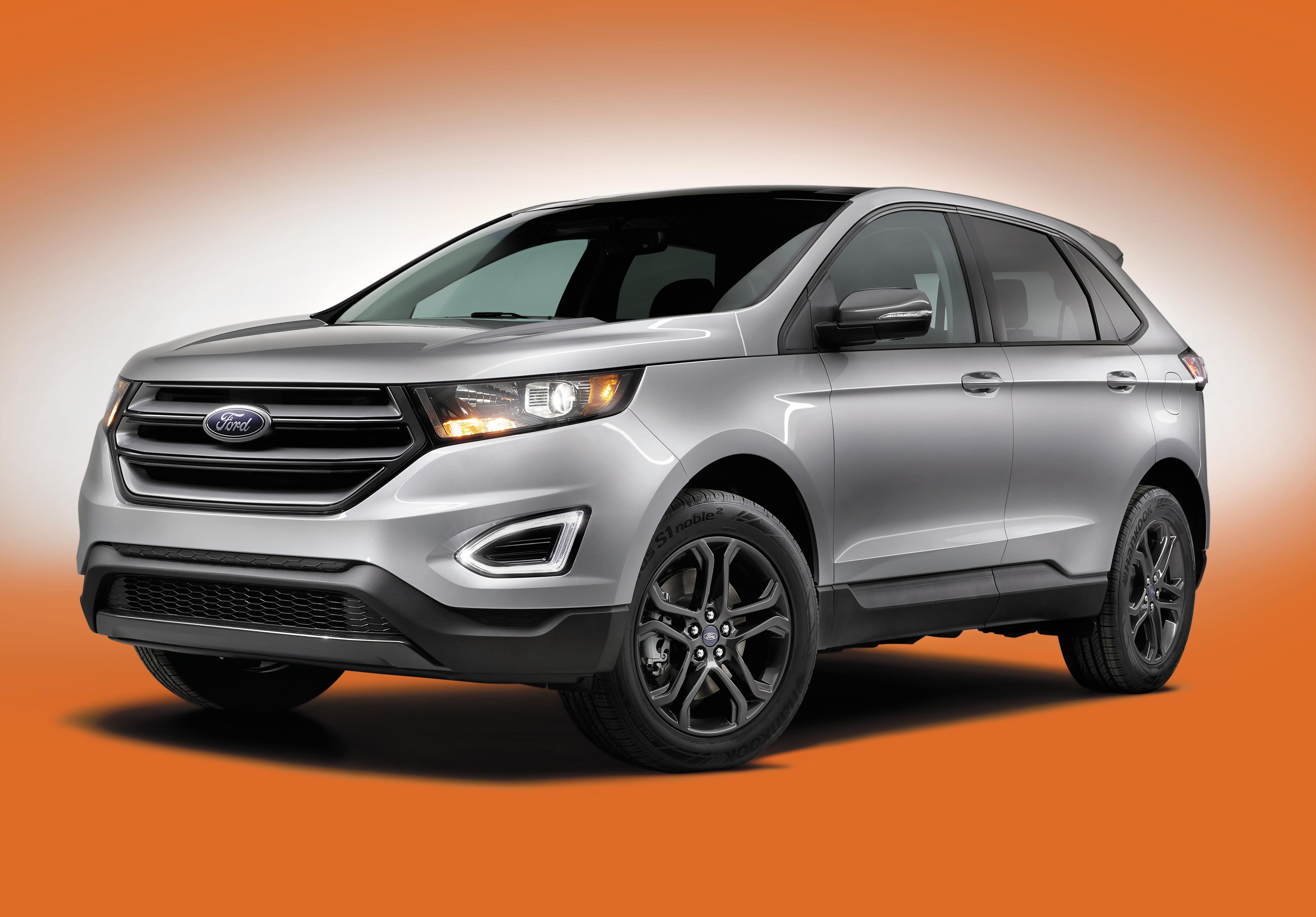Ford Edge The Suv Built In Canada For Canada