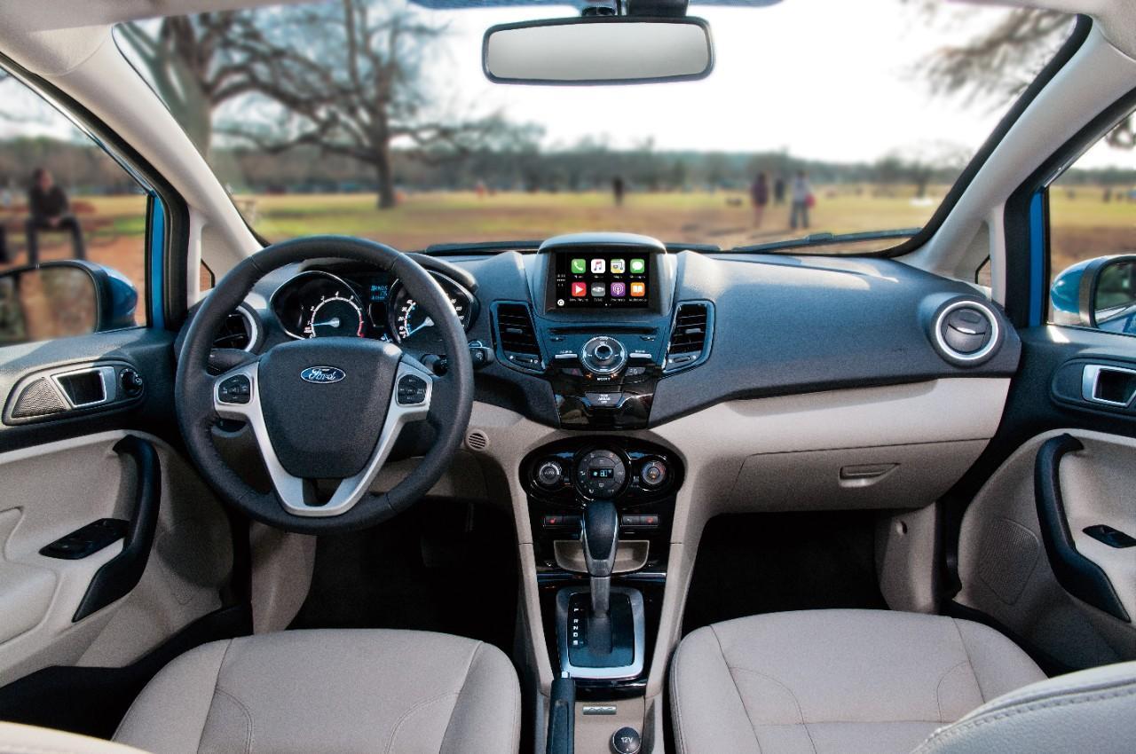 Wetaskiwin Ford Fiesta
