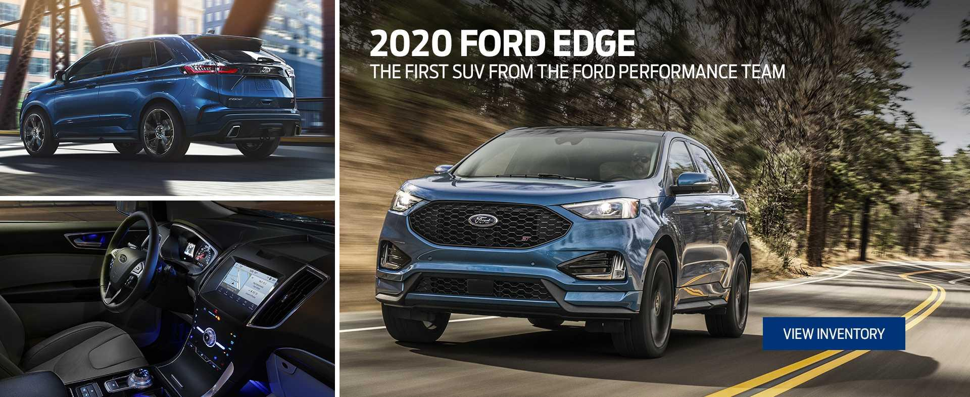 Ford Home 2020 Edge Image