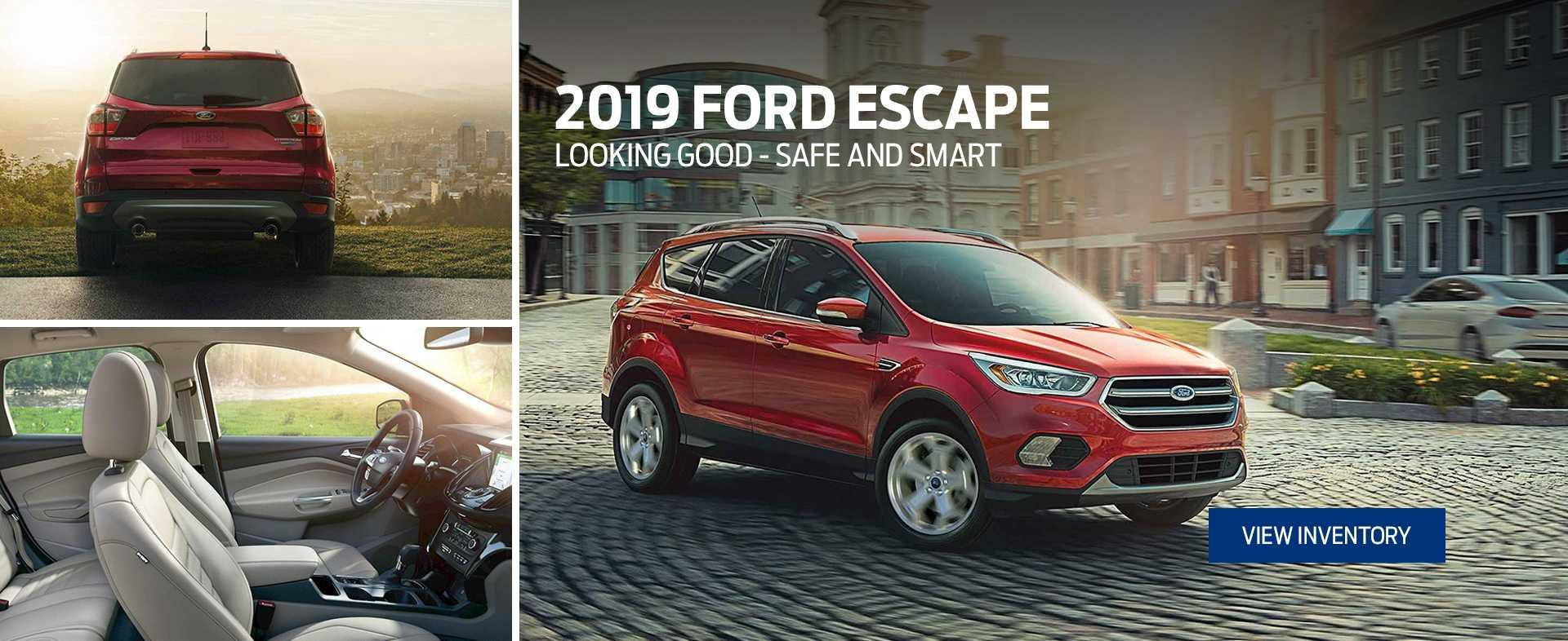 Ford Home 2019 Escape image