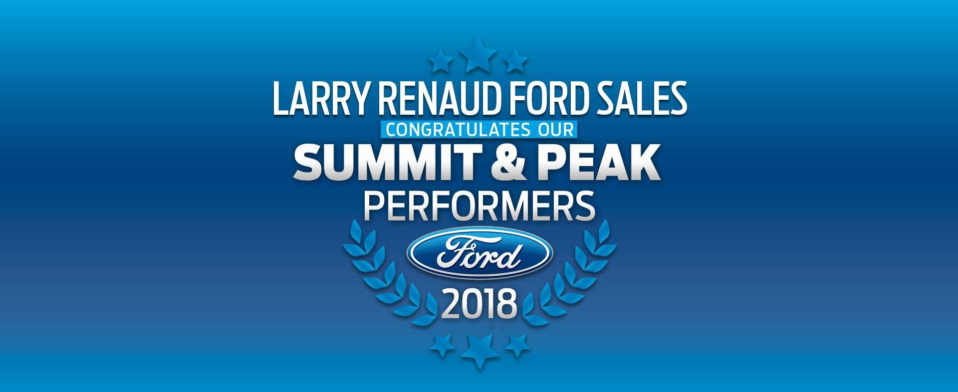 Peak and summit awards