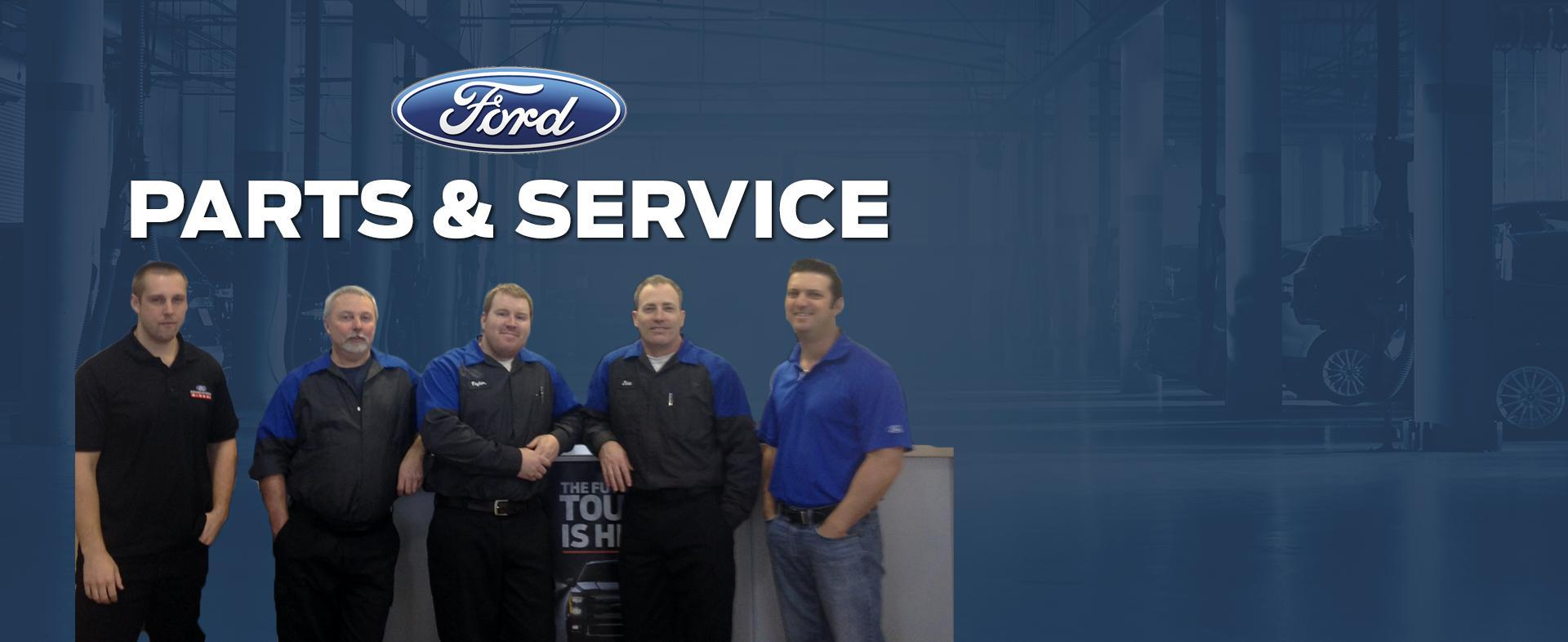 Ford Home Service image