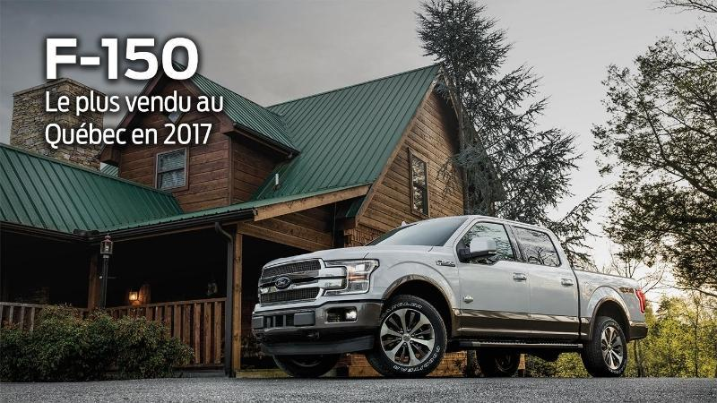 F-150 2018 Automobile Villeneuve Amqui