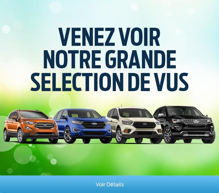 Selection SUV 2018