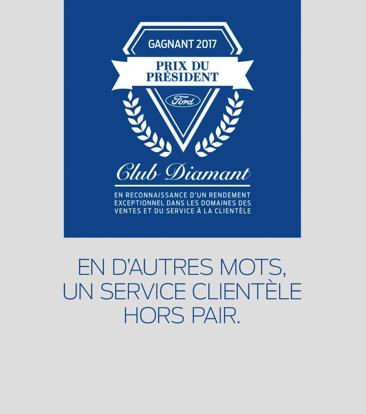 Club Diamant Fecteau Ford