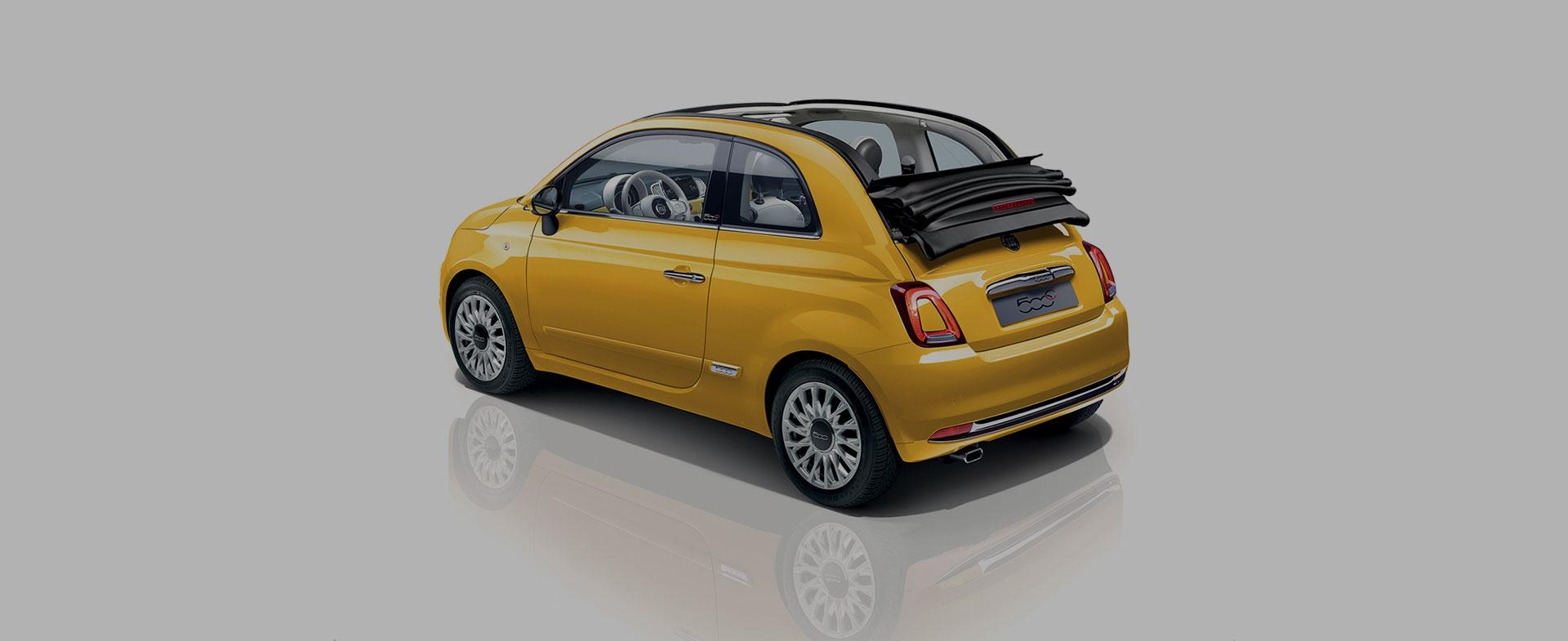 Perrys | Fiat Dealership in Portsmouth