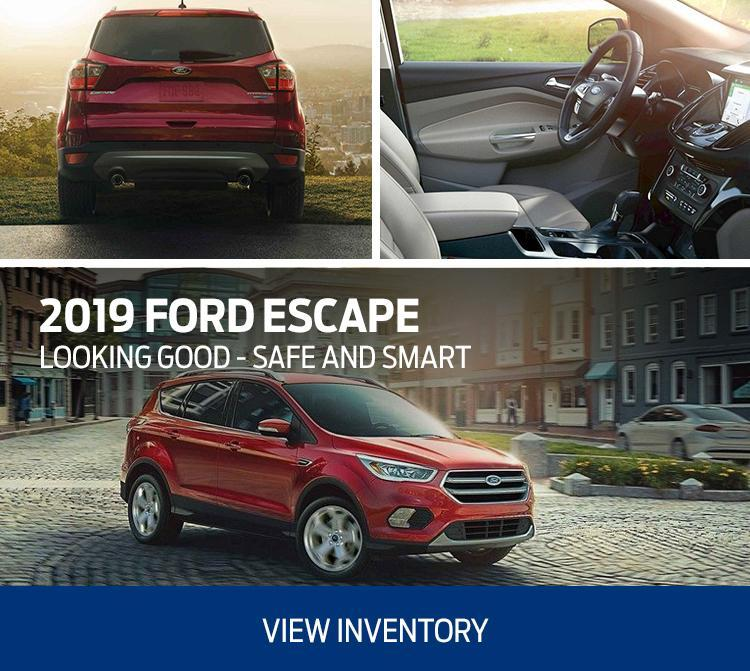 2019 Ford Escape