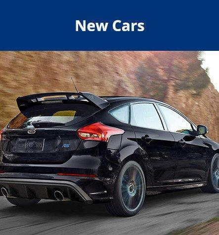 Ford New Cars