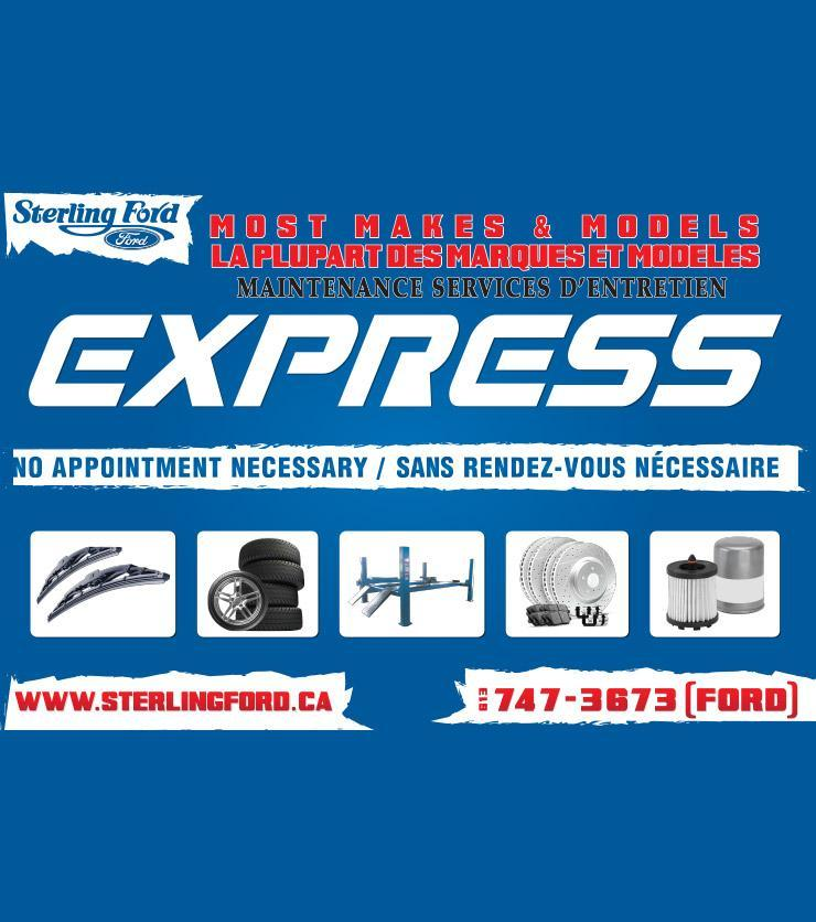 Service Sterling Ford
