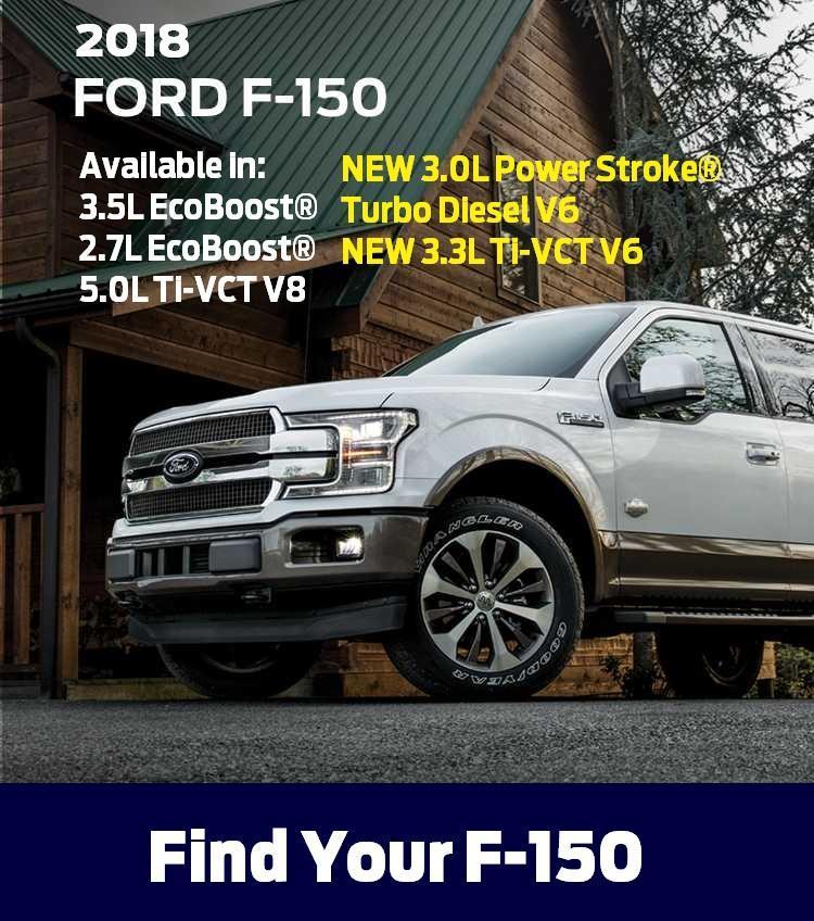 2018 F-150 Suburban Motors Victoria BC