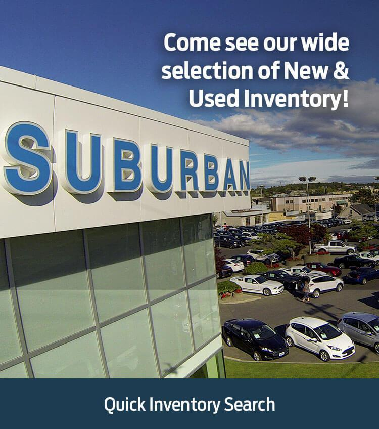 Welcome to Suburban Motors
