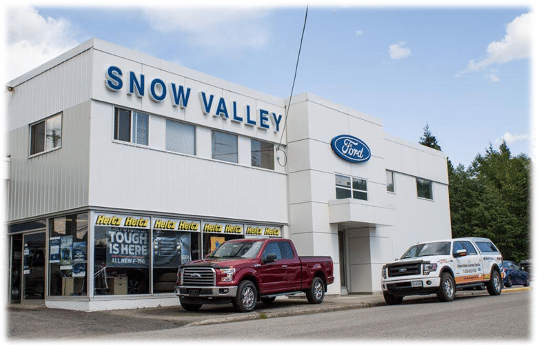 Snow Valley Ford Directions