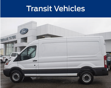 Small Business & Commercial Transit Connect and Transit Van at Terrace Totem and Snow Valley Ford