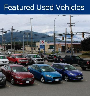 Featured Used Vehicles