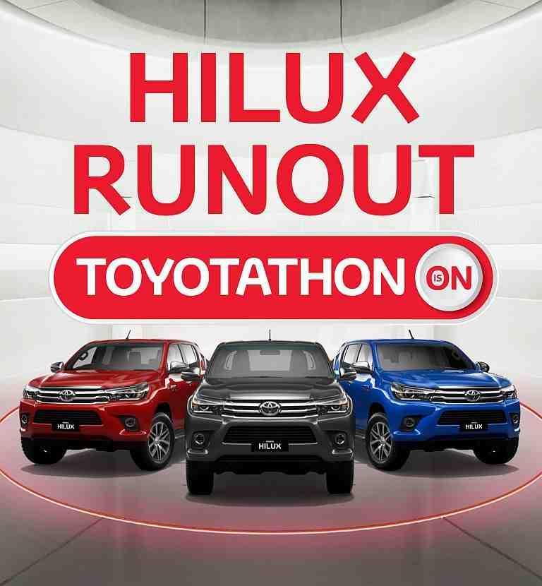 Hilux Runout