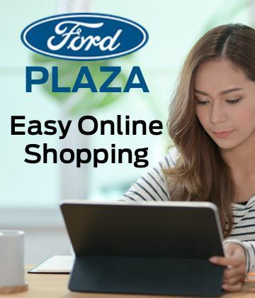 Shop Online With Plaza Ford
