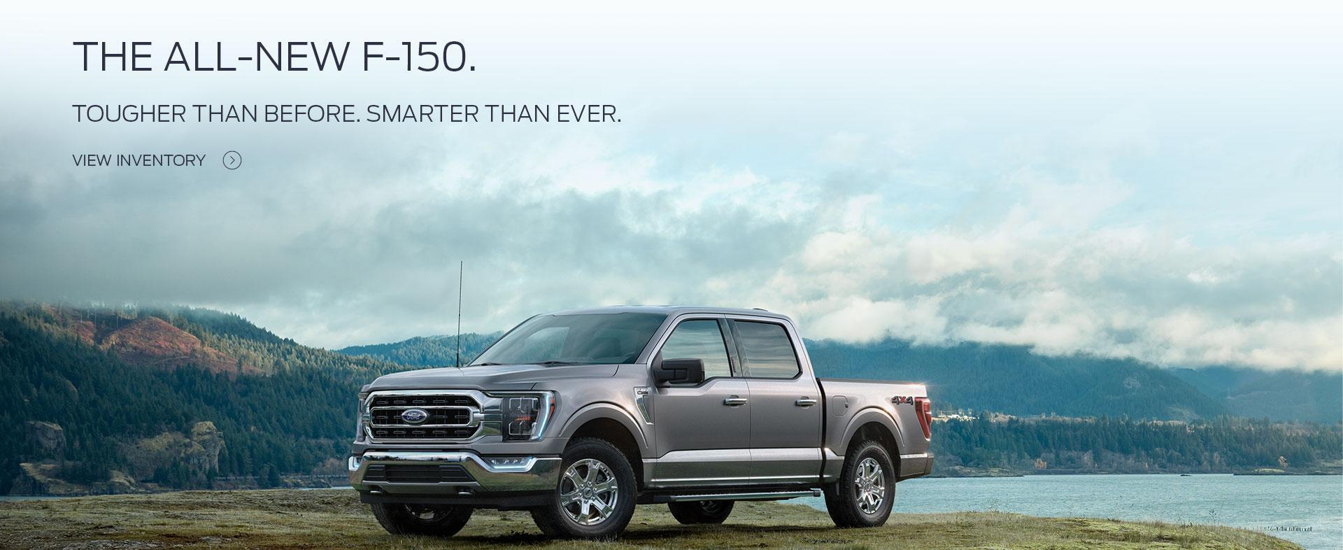2021 F-150 | Plaza Ford