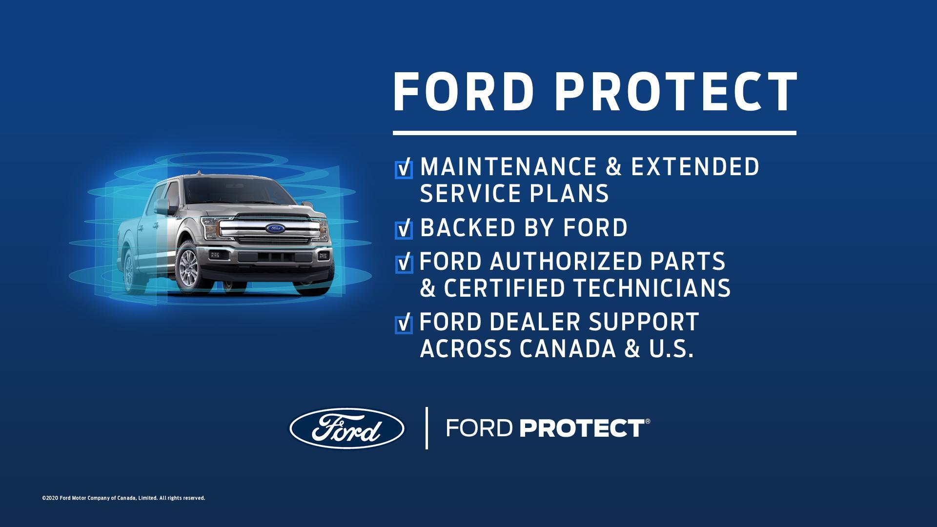 Ford Ford Protect Ford Protect