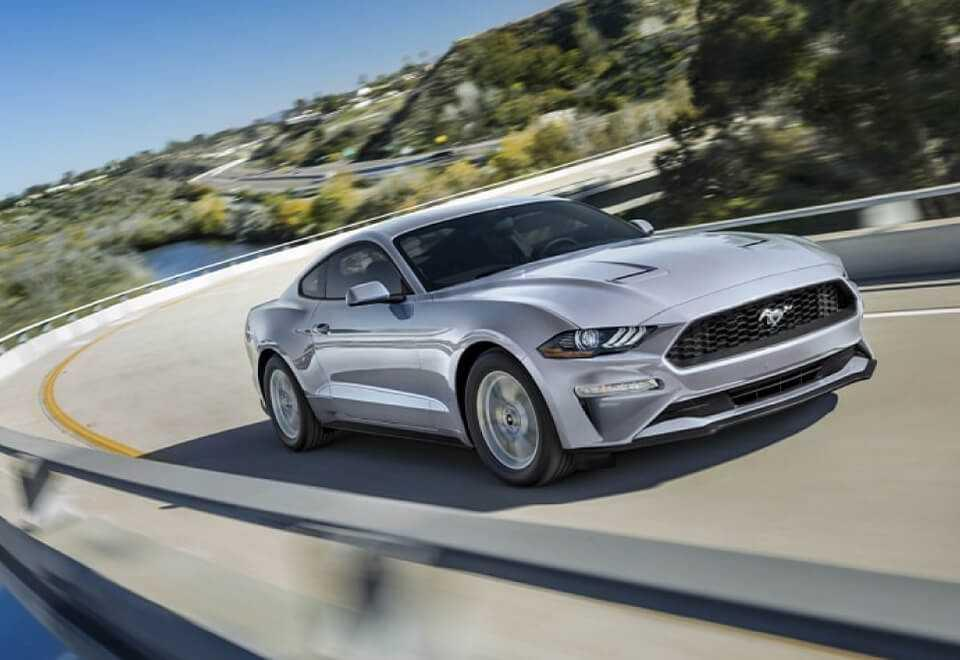 Ford 2021 Mustang image