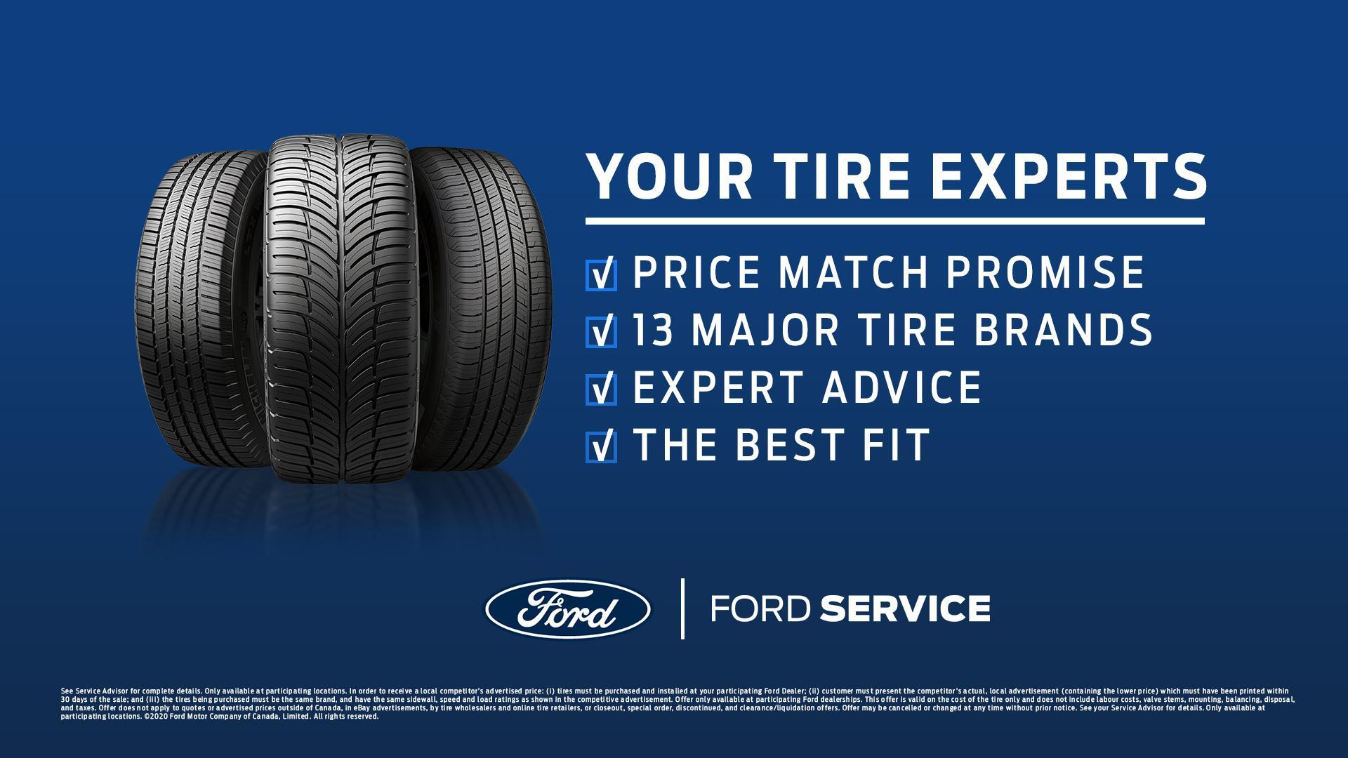 Ford Tires image