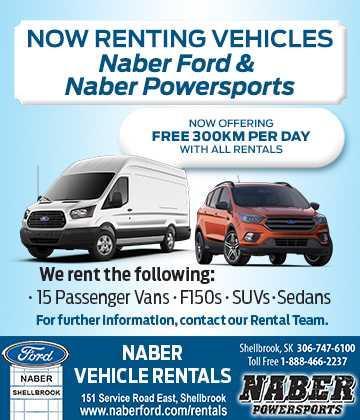 Naber Ford Rentals