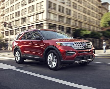 2020 Ford Explorer Model Details | Heaslip Motors