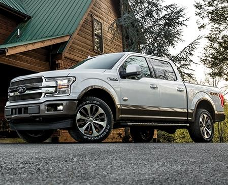 2020 Ford F-150 Model Details | Heaslip Motors