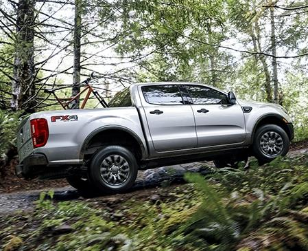 2020 Ford Ranger Model Details | Heaslip Motors