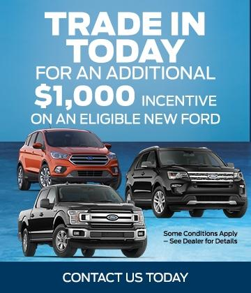 Trade In - Ford Employee Pricing