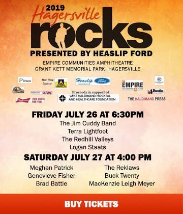 Concert Hagersville Rock